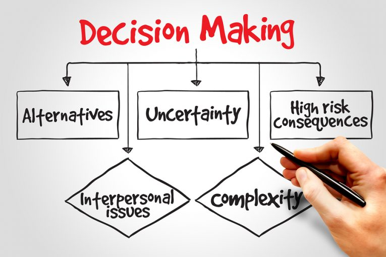 Decision making acquisition
