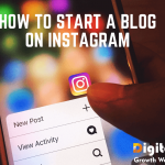 How to start a blog on Instagram: 4 steps