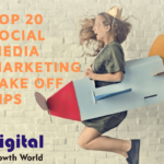Top 20 Social Media Marketing Take Off Tips