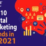 Top 10 Digital Marketing Trends in 2021 |DigitalGrowthWorld