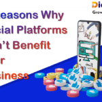 3 Reasons Why Social Platforms Don't Benefit Your Business
